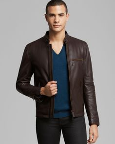 59 Best Leather Jacket Images In 2019 Vintage Outfits Leather Men