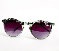 Round Dillons Sunglasses - cute