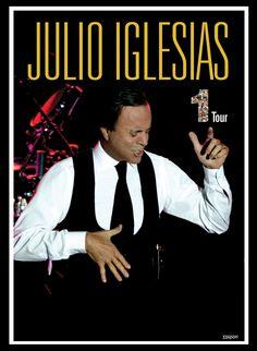 Julio Iglesias - Las Palmas. Pincha en la imagen para comprar las entradas.  (3-23-13)