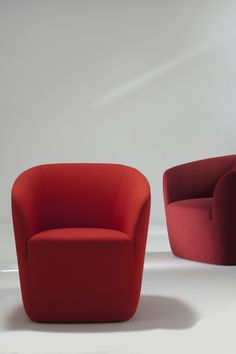 Colección de sofás y butacas modelo Dep de La Cividina diseñado Luca Botto pensado para zonas de espera ,areas lounge. Mobiliario de diseño para oficinas, contract o hogar . (Espacio Aretha agente exclusivo para España).