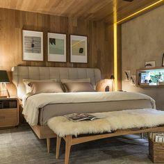 a country style bedroom, Mostra Casa Pronta 2015 Sao Paulo Brazil designed by Marina Linhares Interiores #marinalinharesinteriores #inandoutdecor by inandoutdecor presented by SuperiorCustomLinens.com