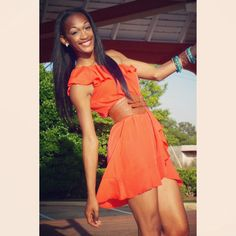 That dress gave me life☀️☀️☀️