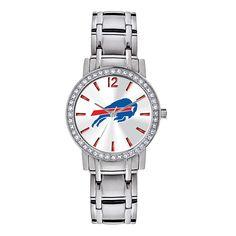 Officially licensed Buffalo Bills NFL football watch.
