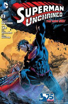 Superman Unchained 02 (2013) ………………. | Vietcomic.net
