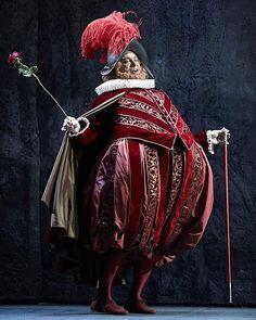 LA Opera - Falstaff