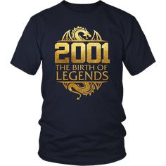 2002 The Birth Of Legends Vintage Classic 16 Yrs Years Old Shirts Capricorn And Taurus, Leo Horoscope, Old Tee Shirts, Its My Birthday Month, Birthday Shirts, 60th Birthday, Classic T Shirts, Legends, Mens Tops