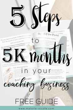 5 Steps to Your business plan for being a health coach. Health and life coaches - get your hands on my 9 page, jam packed FREE guide to making money in your coaching business. Coaching Personal, Life Coaching Tools, Online Coaching, Business Planning, Business Tips, Business Coaching, Business Money, Business Names, Online Business