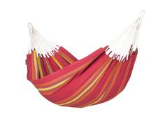 Camping Hammocks - Pin It :-) Follow US  :-)) zCamping.com is your Camping Product Gallery ;) CLICK IMAGE TWICE for Pricing and Info :) SEE A LARGER SELECTION of camping hammocks at http://zcamping.com/category/camping-categories/camping-furniture/camping-hammocks-camping-furniture/ - hunting, camping, hammocks, camping gear, camping accessories - La Siesta Currambera single hammock plus red « zCamping.com