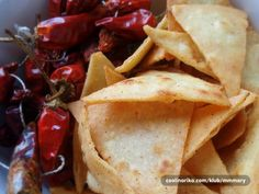 Saznaj više: Home-made tortilla chips