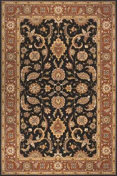Momeni Persian Garden PG-07 Rugs | Rugs Direct