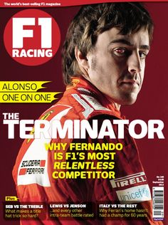 - An Racing magazine subscription is perfect for the Formula 1 enthusiast. Racing magazine is the world?s best-selling magazine dedicated to the glamorous and adrenaline-fuelled sport of Formula F Uk Magazines, Alonso, Stunning Photography, Indy Cars, F1 Racing, Digital Magazine, World Of Sports, Relentless, Formula One
