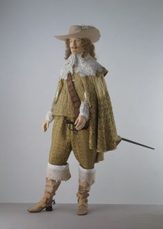 Formal Ensemble 1635-1645 The Victoria  Albert Museum