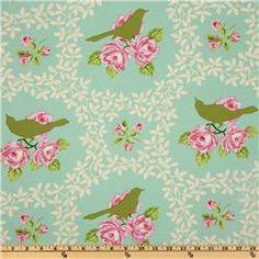 Love this fabric!