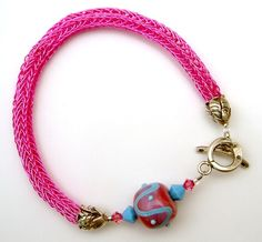 Bracelet by Arson Studios. Use coupon code cyber2012 for free shipping through Monday!