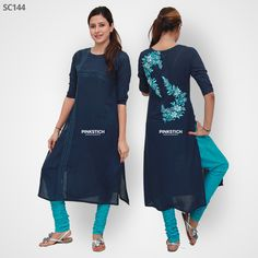 Pinkstich Casual Summer Dresses Collection 2014 For Girls (1)