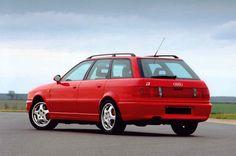 Audi RS2.  I love it!