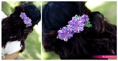 Comb hair by Avonessa on Etsy