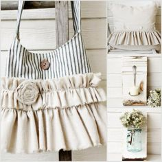 ruffles and vintage