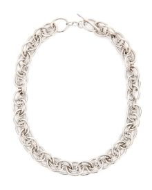 Forward Chain Necklace