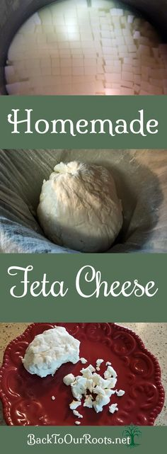 Creamy, salty, intense crumbles of awesomeness! Let me walk you through making homemade Feta cheese at home. Cheese Recipes, Real Food Recipes, Cooking Recipes, Dairy Recipes, Greek Recipes, Tandoori Masala, Homemade Cheese, How To Make Cheese, Making Cheese At Home