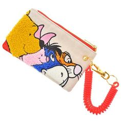 Winnie-the-Pooh & Friends Canvas Wallet