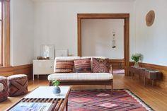 Una casa con aires mid-century modern y boho en San Francisco (y guía de compras) · Mid-century modern meets boho style in SF