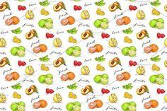 pattern fruit. Patterns. $5.00