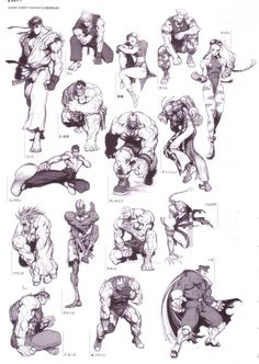 The Art of Street Fighter - Capcom