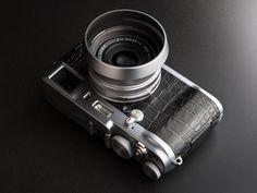 Fujifilm X100 Camera w/ Custom Leather