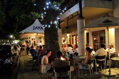 Java in Stellenbosch