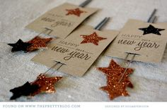 Hand out sparkle sticks. | 51 DIY Ways To Throw The Best New Year's Party Ever
