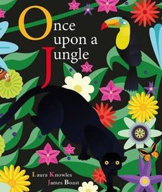 'Once Upon a Jungle' Useful way to introduce food chains or start a discussion in science.