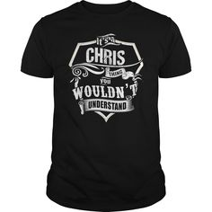 It's a CHRIS thingIts a CHRIS thing! You wouldnt understand.CHRIS