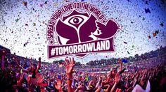 Tomorrowland Logo HD Free Wallpapers Download