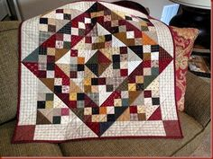 "From book ""101 Fabulous Small Quilts"""
