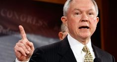 "Sen. Sessions sa ""Good people don't smoke marijuana""  #ISmokeWeed #StopTheStigma"