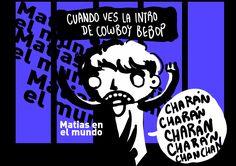 cowboy bebop intro  Matias en el mundo