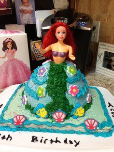 Angela's 4th birthday cake !