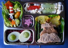 tons and tons of bento ideas and products!