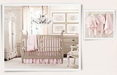Rooms | Restoration Hardware Baby & Child: love the sleigh bed style.