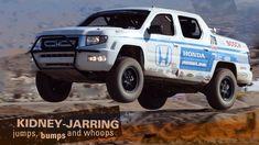 Honda Ridgeline, Baja Attack Edition... Honda Ridgeline, Picts, Man Stuff, My Ride, Offroad, 4x4, Automobile, Monster Trucks, Garage