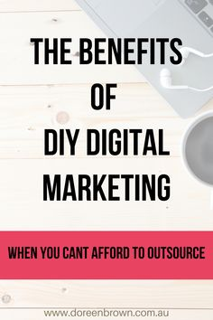 There are many benefits of DIY (do it yourself) digital marketing, as long as you get the support and guidance from the right places. Here are some tips you can use to implement into your startup as quickly as today. #digitalmarketing