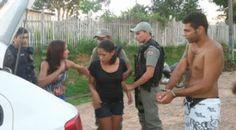 Abandono de incapaz:Mulheres são presas por deixarem filhos trancados em casa