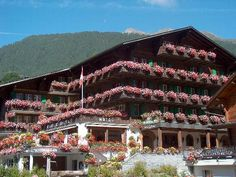 Hotel Gletschergarten - Grindelwald.Grindelwald is postcard-perfect, a charming example of a Swiss ski resort. There are slopes for all experience levels, plus plenty of snowy activities for those who don't ski, such as sledding, hiking or snowshoeing. Not feeling particularly active? Just cozy up by crackling fire and enjoy the merry atmosphere. After a long day, nothing's better than lingering over a pot of Swiss fondue and a glass of crisp wine as you plan the next day's adventures