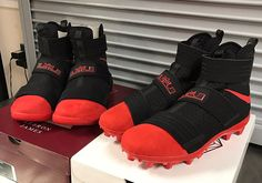 d6cdadf21eb  sneakers  news Ohio State Buckeyes To Wear Nike LeBron Soldier 10 Cleats  Against Michigan