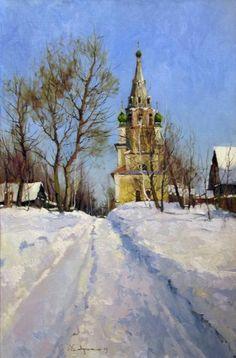 Савченко Алексей. старый Тутаев