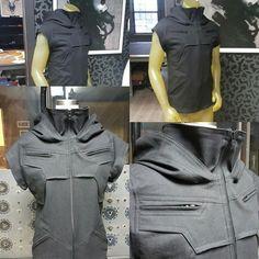 Samurai  Vest