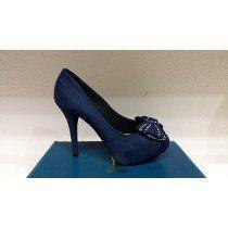 a47d32890576c Sapato feminino vizzano com um laço e brilho adorei a cor merece um  3  )