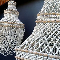 Shell Chandeliers. $89