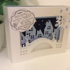 This design is perfect to give as a Christmas card/thinking of you or that special occasion & gift all in one on that special